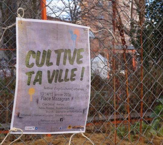 Cultive ta ville